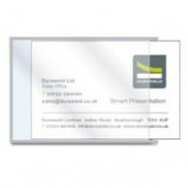 Lloyd George PVC Label Holders (Pack of 50)
